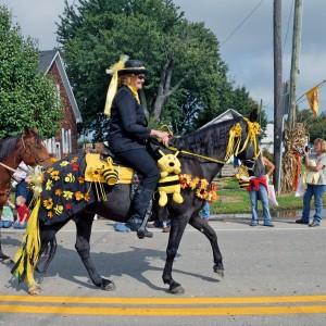 Parade Horse 2012